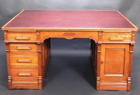 Antique Desks Indianapolis Cabinet Company Indiana Desk Company