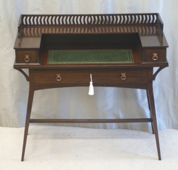 Antique Arts & Crafts Writing Desk  by Goodyers- Sourced and Siold by Antiquedesks.net