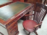 Examples:  Antique Partners Desks