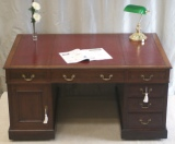 Examples of Large Antique Desks Sourced and Sold by Antiquedesks.net