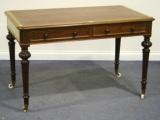 Antique Heal & Son Writing Table - Before