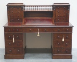 Antique Victorian Dickens Desk