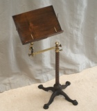 Antique Carters Reading Table